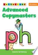 Books - Letterland Advanced Copymasters (CAPS) | ISBN 9781862093201