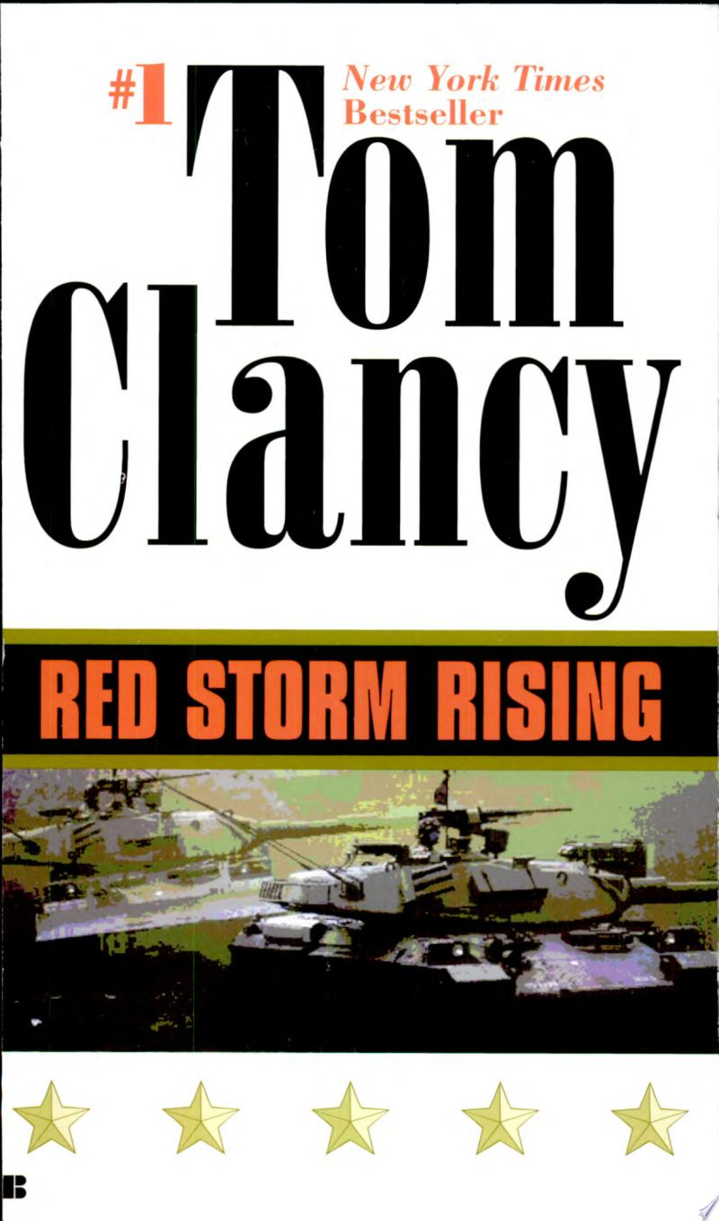 Red Storm Rising image