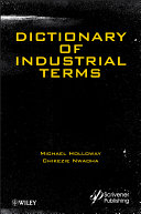 Dictionary of Industrial Terms