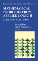 Mathematical Problems from Applied Logic