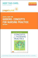 Concepts For Nursing Practice Pageburst Access Code