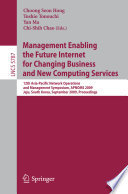 Management Enabling The Future Internet For Changing Business And New Computing Services Book PDF