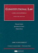 Constitutional Law 2008