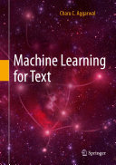 Pdf Machine Learning for Text Telecharger