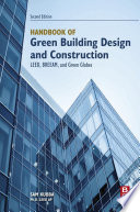 Handbook Of Green Building Design And Construction Book PDF