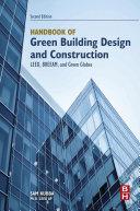 Handbook of Green Building Design and Construction [Pdf/ePub] eBook