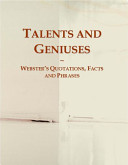 Talents And Geniuses The Pleasures Of Appreciation _ GILBERT HIGHET