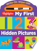 Write On Wipe off My First 123 Hidden Pictures