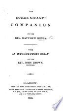 The Communicant s Companion     The twelfth edition carefully corrected