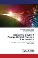 Inductively Coupled Plasma Optical Emission Spectrometry