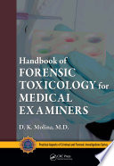 Handbook of Forensic Toxicology for Medical Examiners