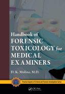Handbook of Forensic Toxicology for Medical Examiners Pdf/ePub eBook
