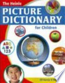 Heinle British Childrens Picture Dictionary-Lesson Planner