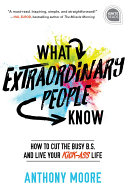 What Extraordinary People Know Pdf/ePub eBook