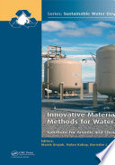 Innovative Materials and Methods for Water Treatment Book