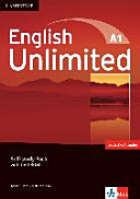 English Unlimited A1   Starter  Self study Pack with DVD ROM