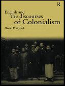 Pdf English and the Discourses of Colonialism Telecharger