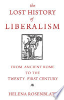 The Lost History of Liberalism Book PDF