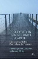 Reflexivity in Criminological Research [Pdf/ePub] eBook