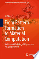 From Pattern Formation to Material Computation Book