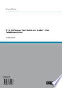 E.T.A. Hoffmanns 'Das Fräulein von Scuderi' - Eine Detektivgeschichte?