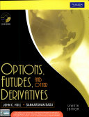 Cover of Options, Futures, and Other Derivatives, Global Edition