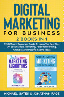 Digital Marketing For Business 2 Books in 1