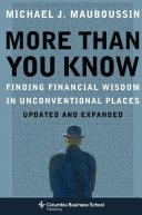 More Than You Know Pdf/ePub eBook