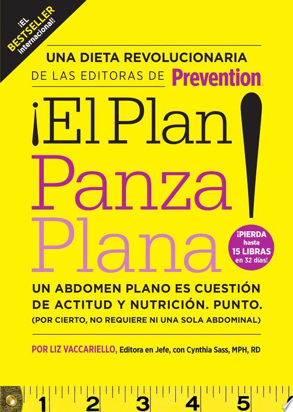 El Plan Panza Plana!