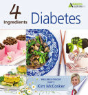 """4 Ingredients Diabetes"" by Kim McCosker"