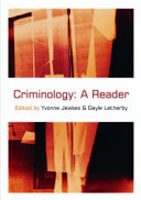 Pdf Criminology