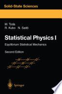 Statistical Physics I Book PDF