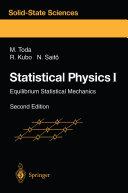 Statistical Physics I