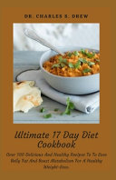 Ultimate 17 Day Diet Cookbook