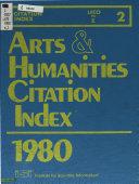Arts Humanities Citation Index