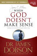 When God Doesn't Make Sense Pdf/ePub eBook
