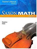 Saxon Math Course 3