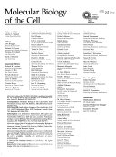 Molecular Biology of the Cell Book