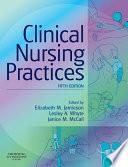 Clinical Nursing Practices E Book