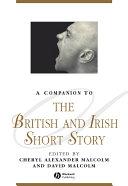 A Companion to the British and Irish Short Story