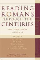 Reading Romans Through the Centuries