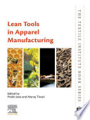 Lean Tools in Apparel Manufacturing Book