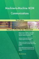 Machine To Machine M2m Communications Third Edition