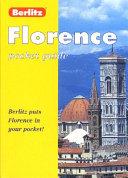 Florence Pocket Guide