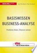Basiswissen Business-Analyse  : Probleme lösen, Chancen nutzen