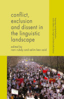 Conflict, Exclusion and Dissent in the Linguistic Landscape Pdf/ePub eBook