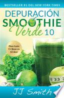 Depuración smoothie verde 10