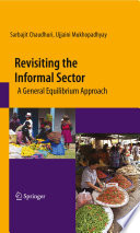Revisiting The Informal Sector Book PDF