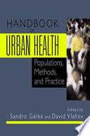 Handbook of Urban Health