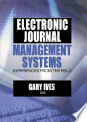 Electronic Journal Management Systems Book PDF